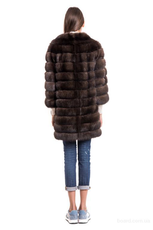 Элитные собольи шубы от GavazziFURS в Киеве от сети салонов Fashion Furs