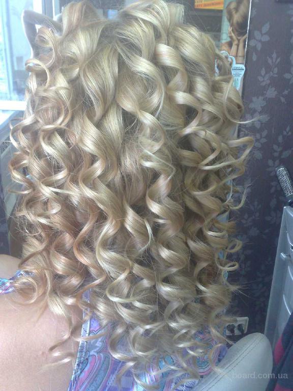 Парикмахер-профессионал - биозавивка волос, стрижки и покраски.