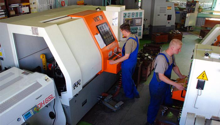 Оборудование для производства бетонных строительных материалов