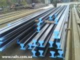 Железнодорожные рельсы в Украине