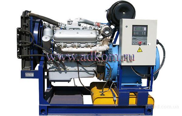 Новые дизель-генераторы АД-100С-Т400-1Р (ЯМЗ)
