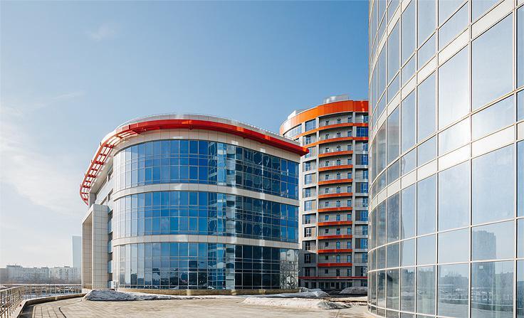 Аренда офиса в многофункциональном комплексе POKLONKA PLACE