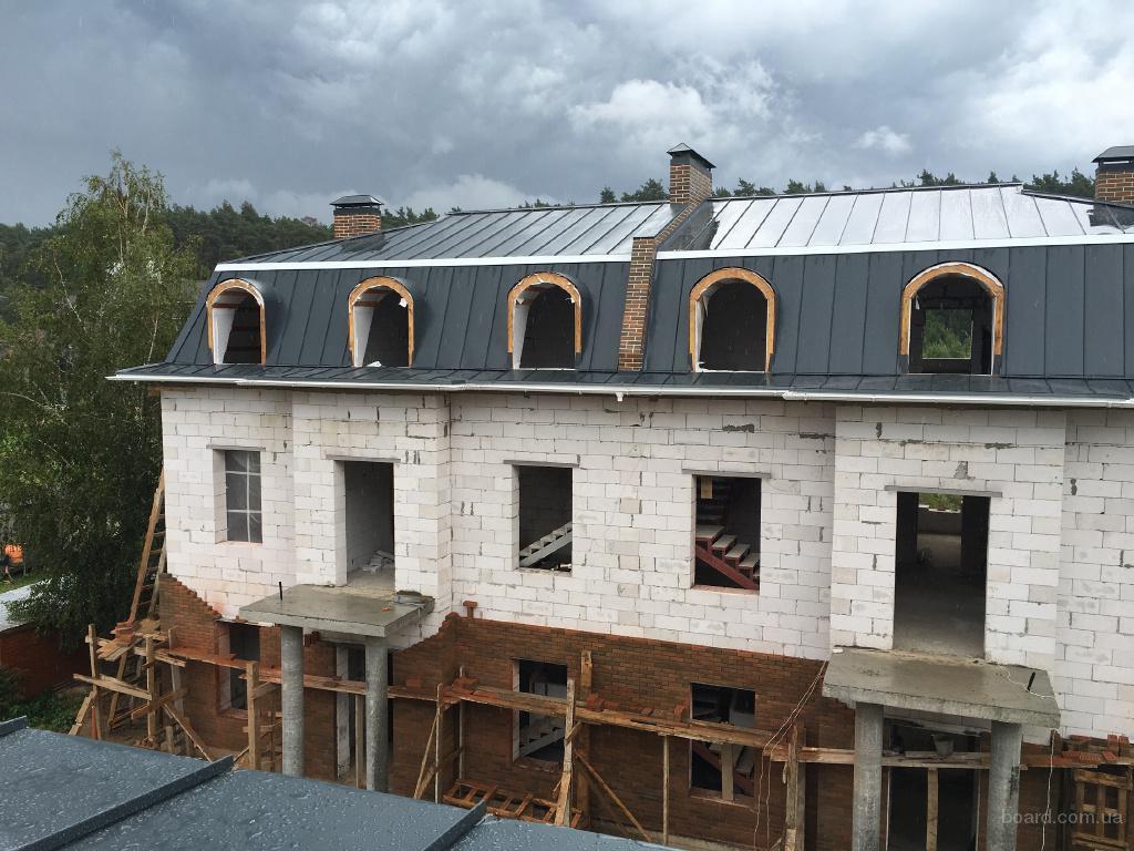 Цены на строительство коттеджей в Москве и Подмосковье от Стройлюкс