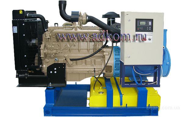Дизельные электростанции АД от 30 до 315 кВт