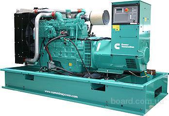 Дизельные электростанции АД от 30 до 315 кВт, блок