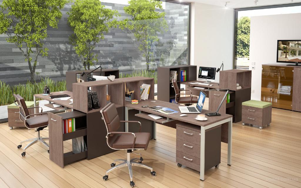 Офисная мебель: варианты решений от Stylbest