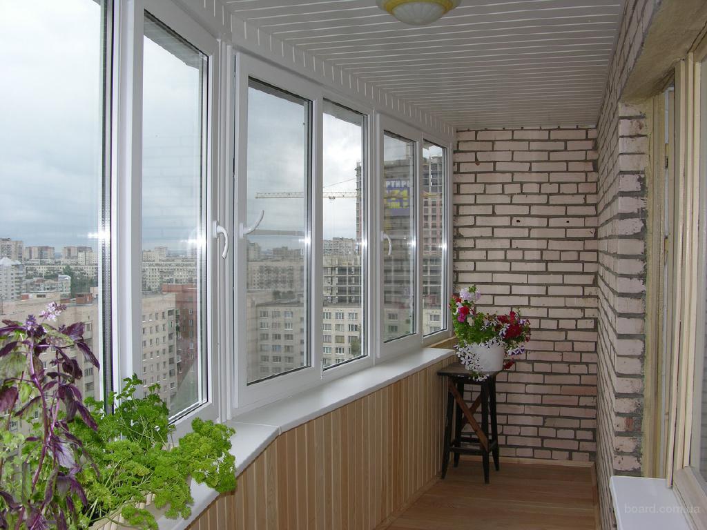 Утепление балконов и лоджий под ключ в Санкт-Петербурге