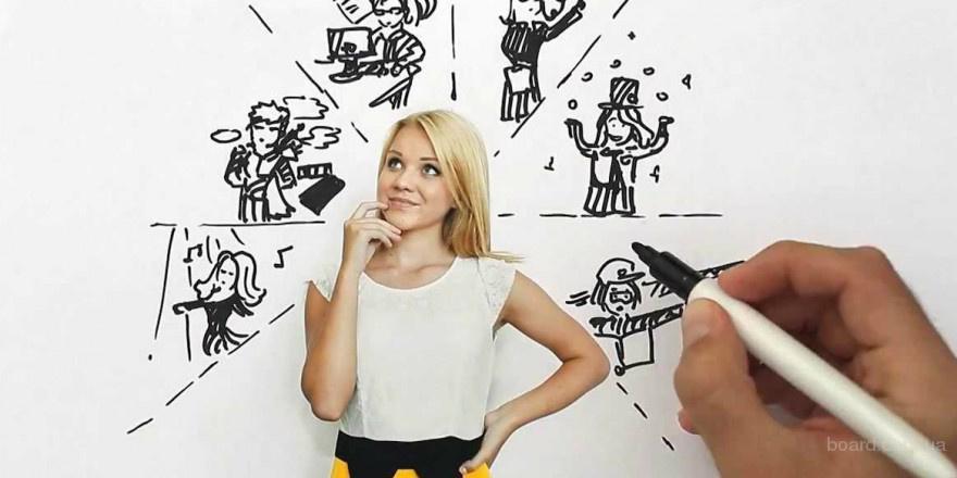"""Бизнес-идеи для женщин и девушек на портале """"Lady-Biznes"""""""