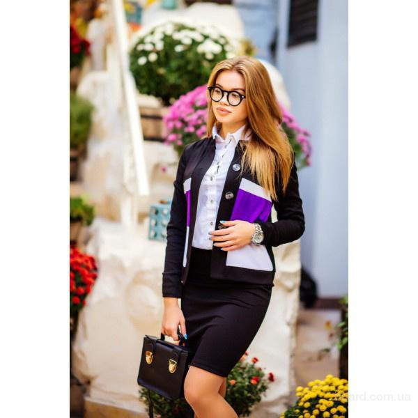 Женский деловой костюм современности