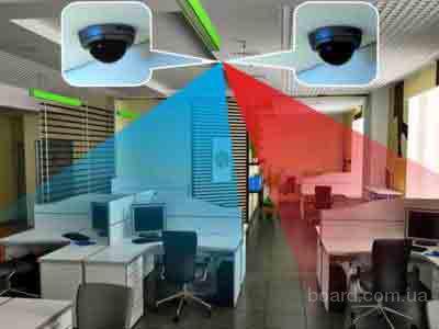 Офисные системы безопасности и видеонаблюдение