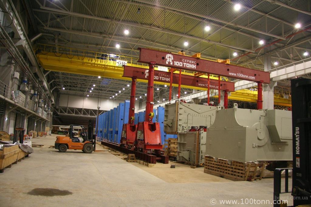 Монтаж промышленного оборудования на территории всей России