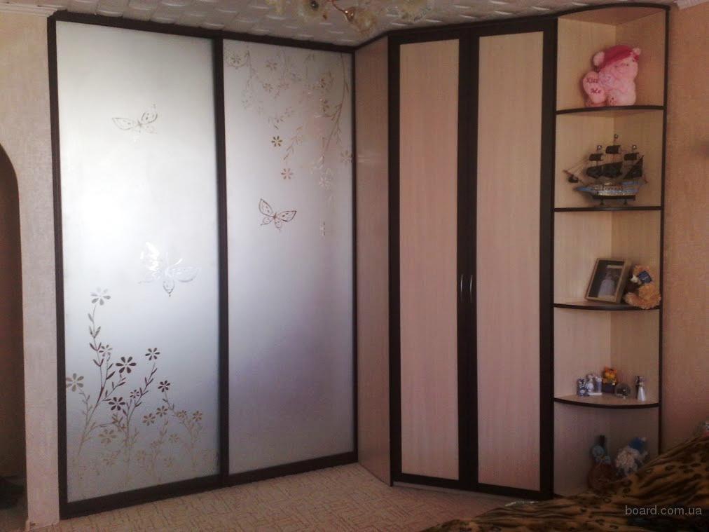 Шкафы-купе на заказ по индивидуальным размерам в Серпухове, Протвино, Пущино, Москве