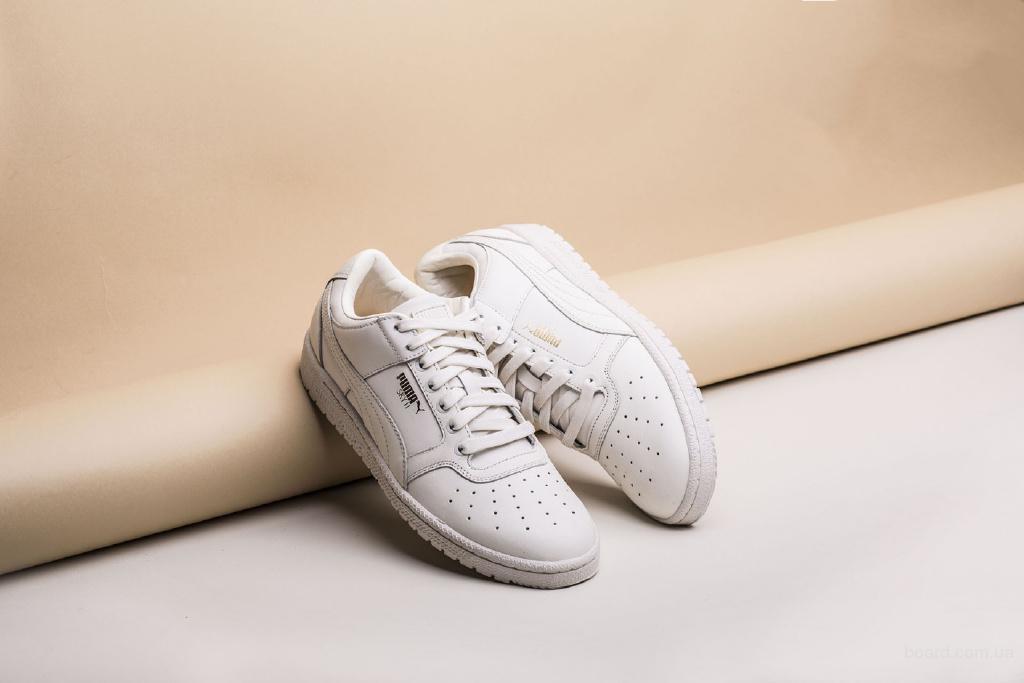 Белые кроссовки с доставкой по Москве