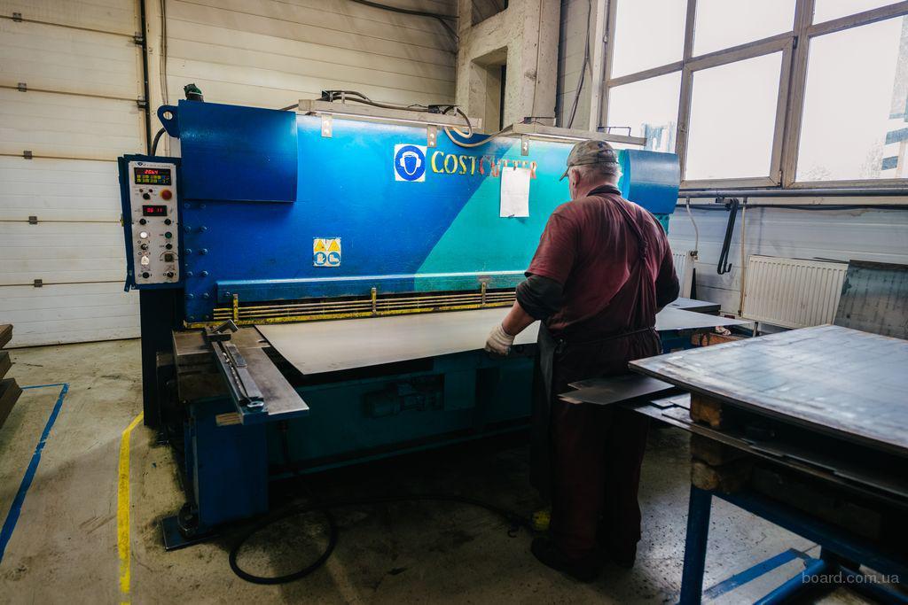 Обработка металла в Таганроге и Ростове-на-Дону