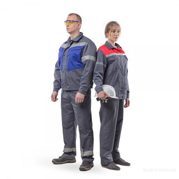 Пошив рабочей и защитной одежды от Alterego Workwear.