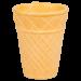 Производство и выпечка вафельной продукции. Вафельные стаканчики для мороженого