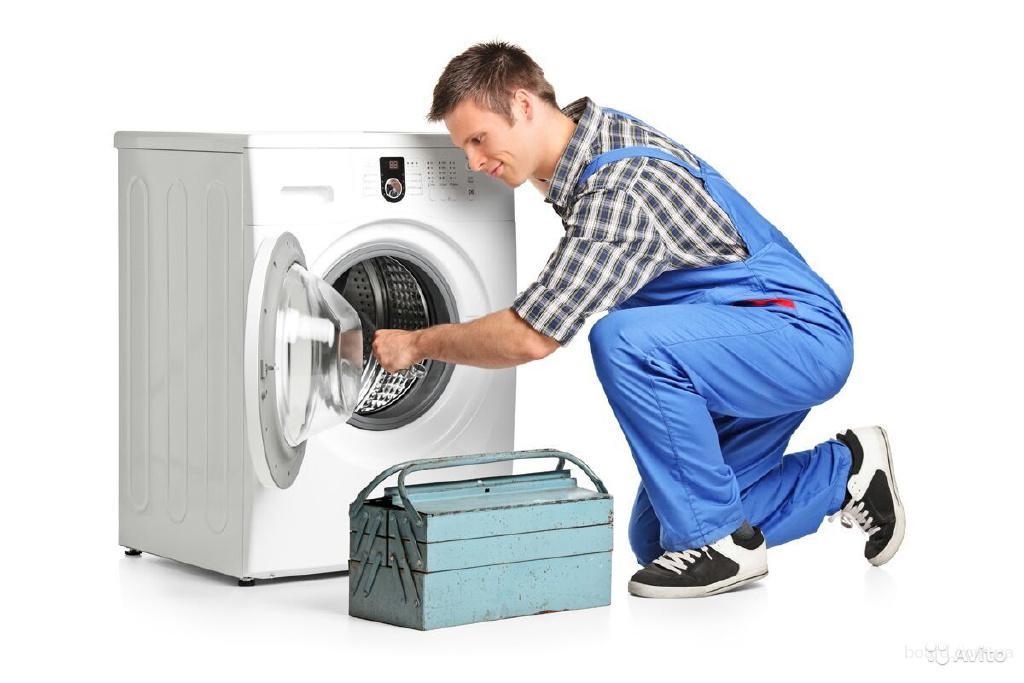 Ремонт стиральных машин: любая неисправность будет устранена