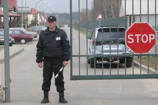 Охранные услуги от компании «Броня 345»