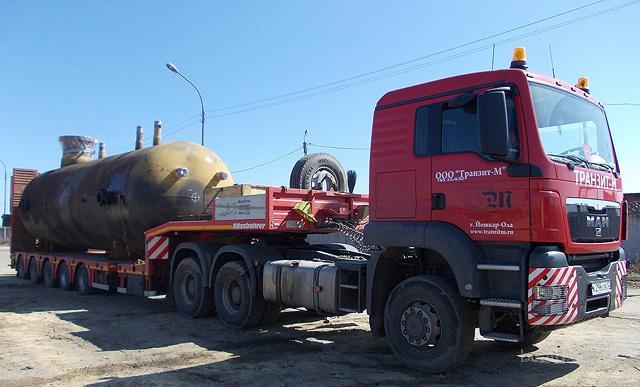 Перевозка крупногабаритных и тяжеловесных грузов по России и СНГ