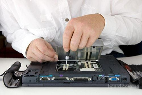 Особенности ремонта ноутбуков при обращении в сервисный центр