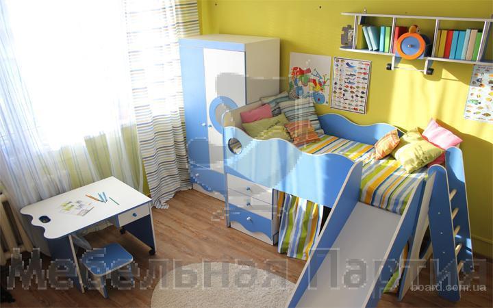 Детская мебель. Предложения от фабрики 38 Попугаев