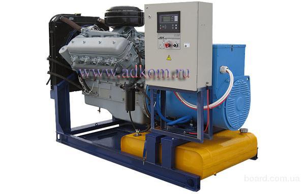 Дизельные генераторы АД 100 кВт генерато
