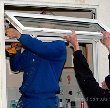 ремонт металопаластикових вікон