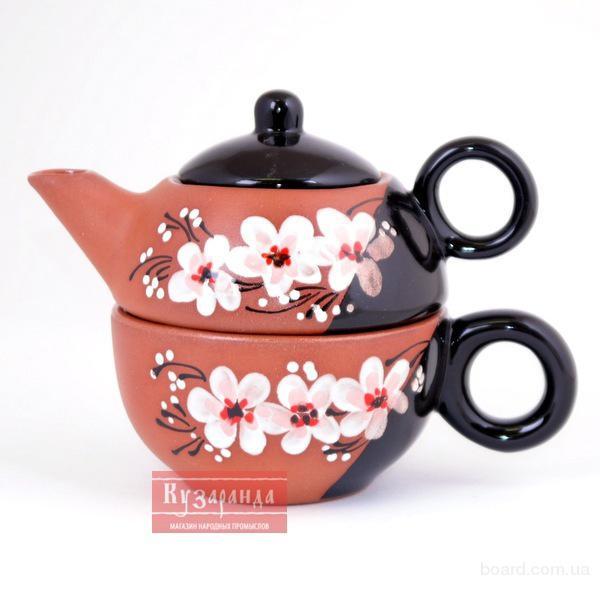 Почему стоит купить заварочный чайник ручной работы