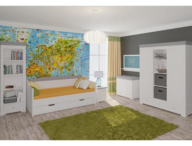 Как правильно выбрать мебель в комнату ребенка