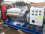Дизель-генераторы 350 кВт контейнерного типа, ДЭС-350 контейнерного типа