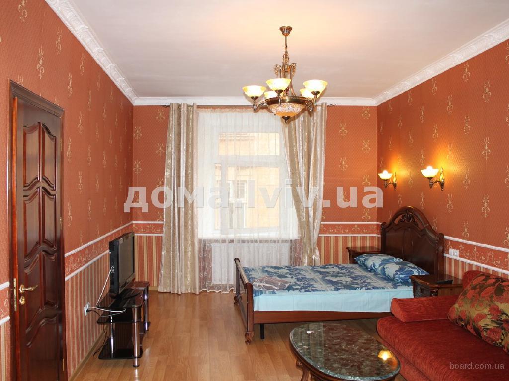 Аренда квартир посуточно во Львове
