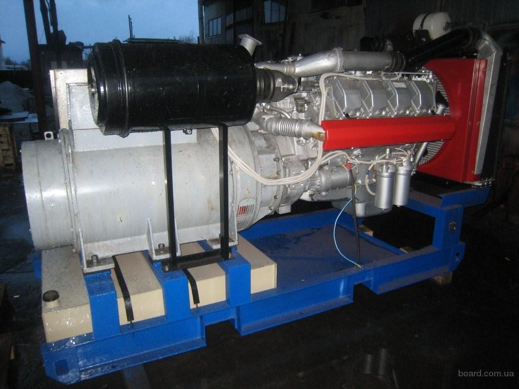 Дизель-генераторы 300 кВт контейнерного типа, ДЭС-300 контейнерного типа