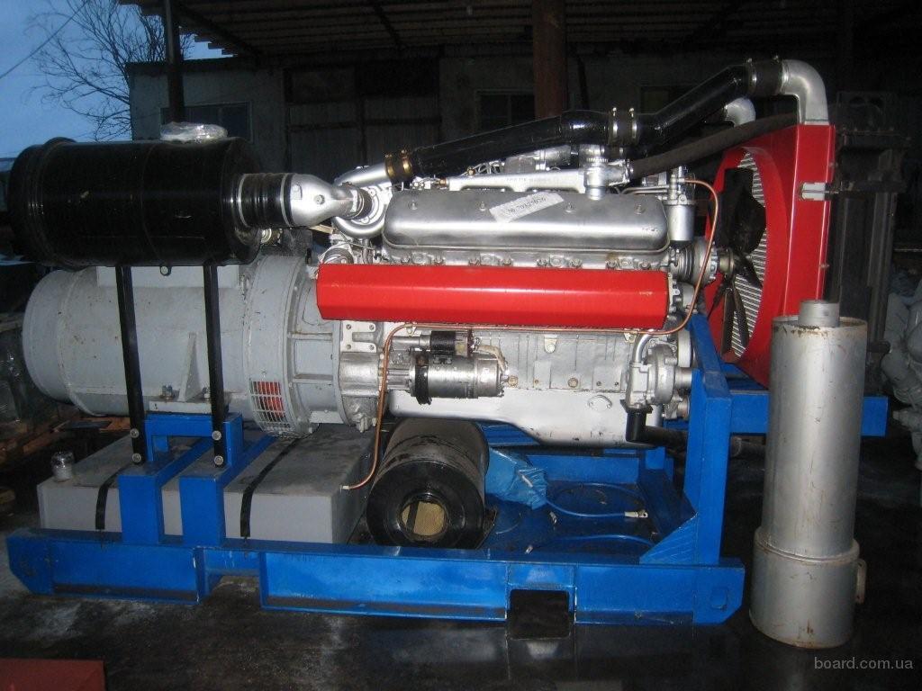 Дизель-генераторы 200 кВт контейнерного типа, ДЭС-200 контейнерного типа