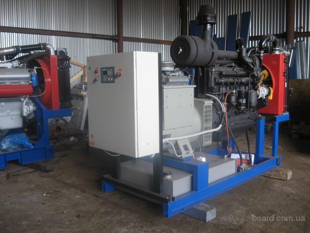 Дизель-генераторы 100 кВт контейнерного типа, ДЭС-100 контейнерного типа