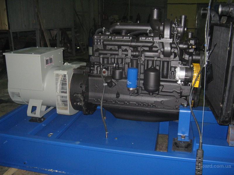 Дизель-генераторы 30 кВт контейнерного типа, ДЭС-30 контейнерного типа