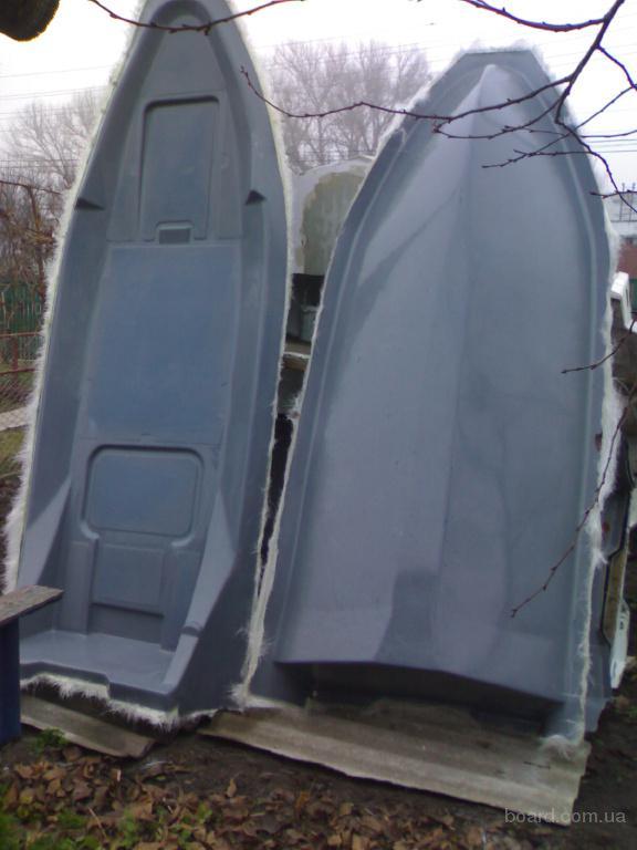 защита киля пластиковой лодки в спб