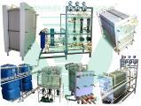 Электродиализные аппараты и установки