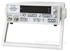 Частотомер Ч3-81 - Диапазон измер. частот: вход А -от 10 Гц-200 МГц; Вход В - вид измерений: период...