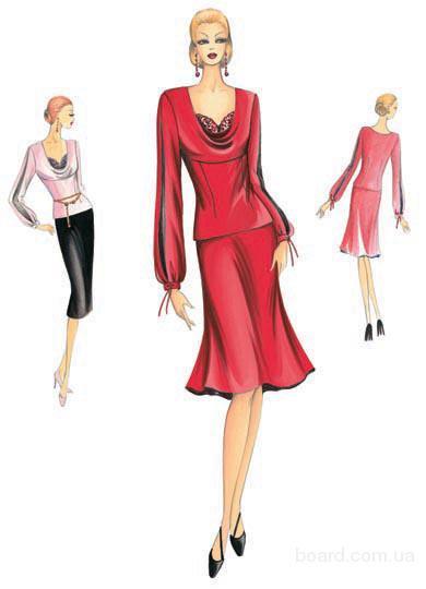 Индивидуальная одежда Москва