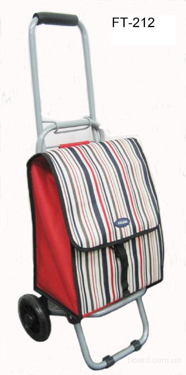 Хозяйственная сумка-тележка на колесах представляет собой оптимальный...