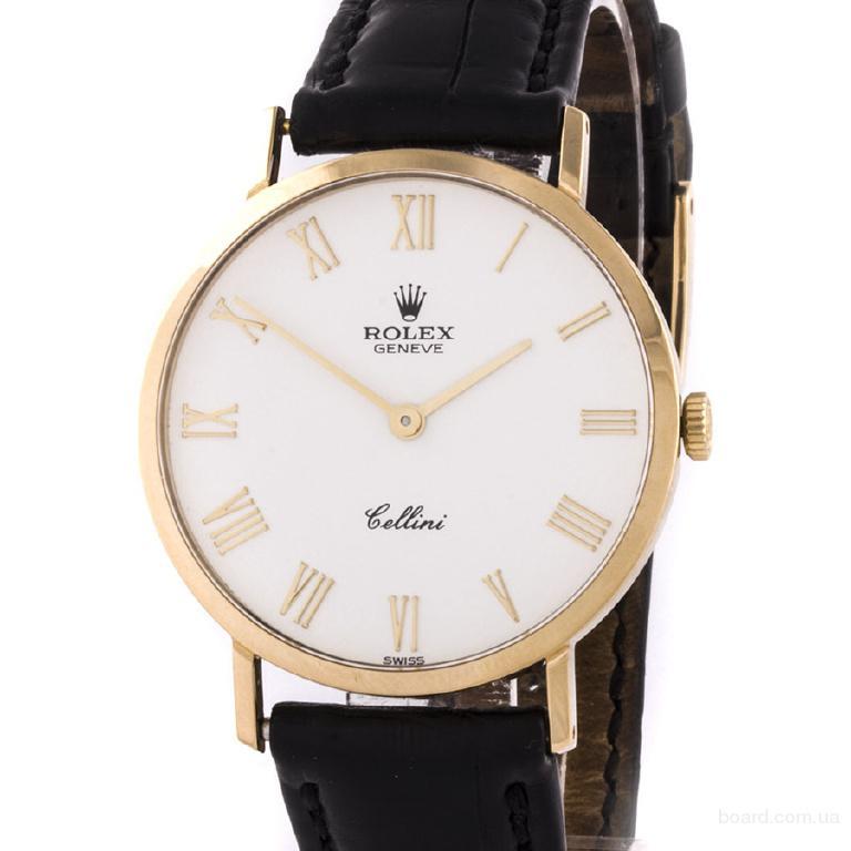 Часы Rolex в Москве