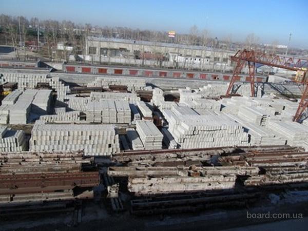 Плиты перекрытия ПК, ПБ и ПНО по ценам ниже заводских в России