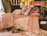 Французское постельное бельё La Scala