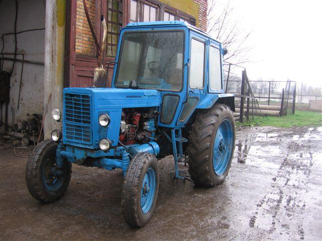продам : Трактор МТЗ-80 б/у.