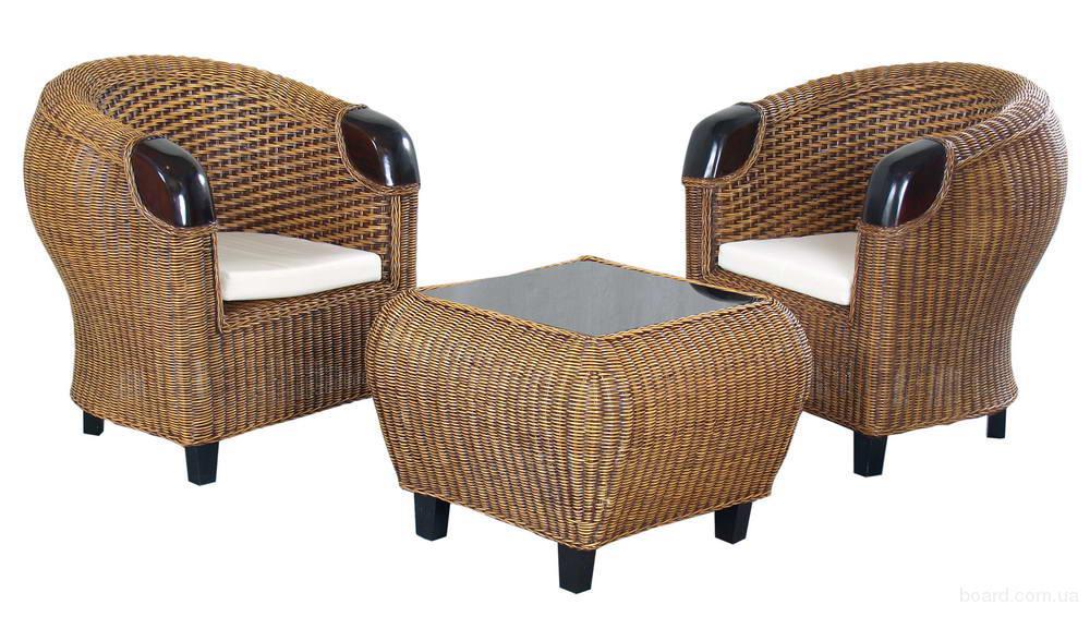 Плетеная мебель из ротанга и тика продам в киев, украина.(ку.