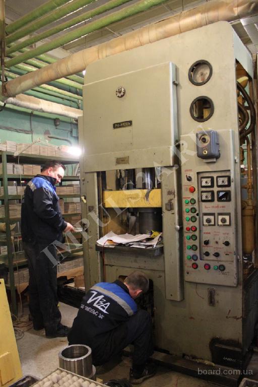 Ремонт станков. Проведение пусконаладочных работ оборудования