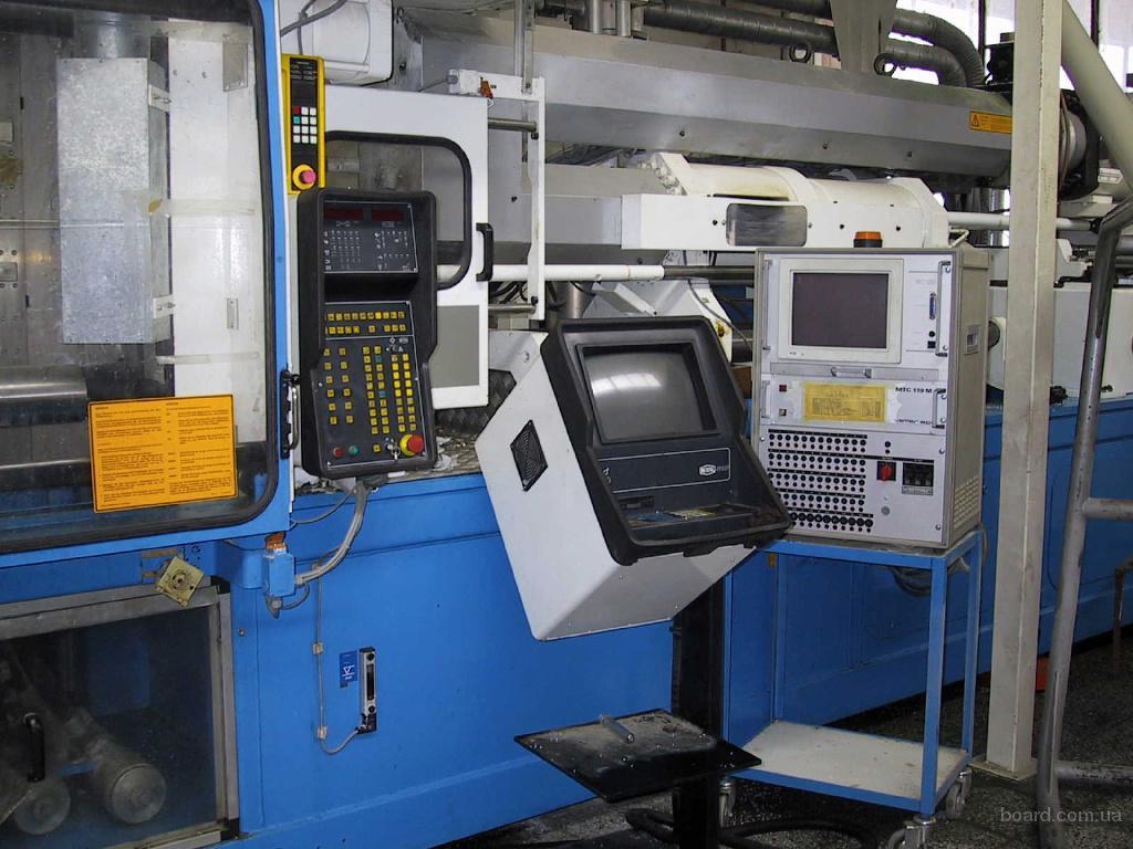 продается оборудование для производства прессформ