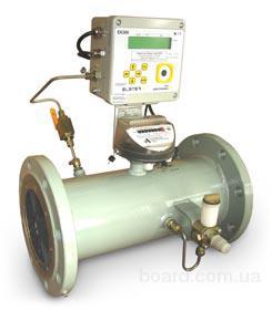 Измерительный комплекс на базе турбинных счетчиков газа типа СГ-16МТ и СТГ На базе...
