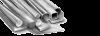 Как построить гараж из стальных труб?