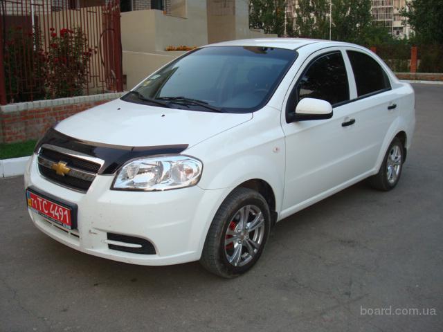 Chevrolet кредит украина
